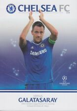 CHELSEA v GALATASARAY CHAMPIONS LEAGUE 2013/14 MINT PROGRAMME