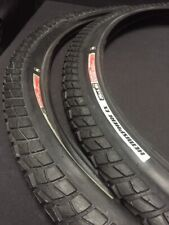 Nos 00's 26x1.95 Specialized Hemisphere Ex MTB Tire Set Fit: S-works Hardrock Gt