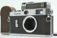*Near MINT w/ Meter* Canon P 35mm Rangefinder Film Camera Meter from JAPAN