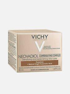 VICHY LABORATORIES Neovadiol Compensating COMPLEX DAY CARE CREAM ANTI AGING NEW