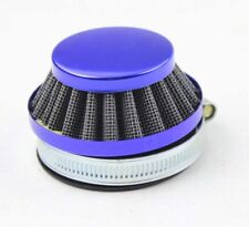 58mm Blue Air Filter For Gas Motorized Bicycle Mini ATV Dirt Pocket Bikes NEW
