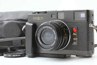 【EXC+4】 Minolta CLE Rangefinder camera w/ M-Rokkor 28mm f/2.8 Lens From JAPAN