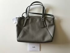 NEW Coach F27596 Kelsey Mini Satchel Pebbled Leather Shoulder Purse FOG $250