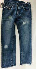 Diesel Mens Rabox Button Fly Jeans Size 31 X 31 NWT