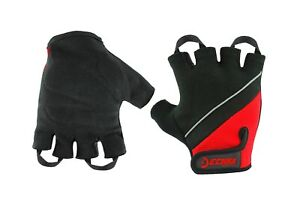 Cycling Gloves Half Finger/Fingerles Padded MTB BMX Biking Bicycle Gloves Unisex