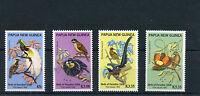 Papua New Guinea 2008 MNH Birds of Paradise 4v Set Stamps