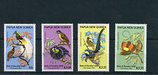 Papua New Guinea 2008 MNH Birds of Paradise 4v Set Stamps