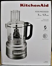Kitchenaid KFP0718CU 7-Cup 1.7-Liter Food Processor - Contour Silver