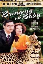 BRINGING UP BABY Movie POSTER 27x40 B Katharine Hepburn Cary Grant May Robson