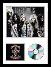Guns N 'Roses Memorabilia Presentation Discs