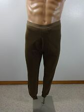 US MILITARY ISSUE POLYPROPYLENE LONG UNDERWEAR PANTS DRAWERS LONG JOHNS SIZE S