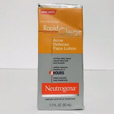 Neutrogena Rapid Clear Acne Defense Face Lotion 1.7 fl oz (50 ml)