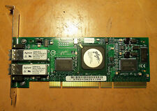 Tarjeta SUN Fibre Channel Qlogic QLA2342 pci-x 133 Dual port 2 GB. compatible co