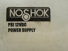 NO SHOCK PS1 12 VDC Power Supply Relay with Base APS01000
