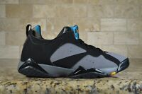 NEW Nike Air Jordan VII 7 Low NRG size 11. Bordeaux. AR4422-034. Black Graphite.