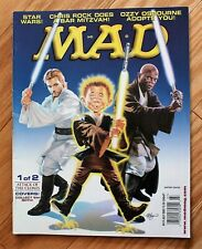 United States Mad Magazine; July, 2002; Attack of the Clones