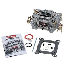 Edelbrock 1905 AVS 2 4 Barrel Manual Choke Carburetor 650 CFM