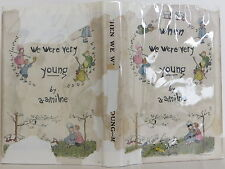 A. A. MILNE When We Were Very Young FIRST EDITION