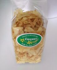 Thai food Snack Durian Fried Crispy 100 g. HIGH QUALITY <Small pack> NEW & FRESH