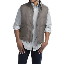 SOUTHERN PROPER Down Vest Sleeveless Jacket in Gray Sz.Small  NWT