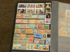 Antigua Over 70 Cancelled Stamps #5191