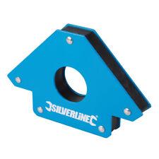 Genuine Silverline Welding Magnet 125mm / 20kg | 633756