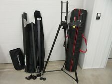 Varizoom Vari-Zoom Tripod Boom Stand Camera Video Production Arm VZ-QUICKJIB