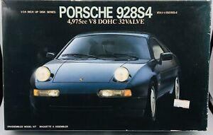 Fujimi 1/24 Porsche 928S4 Hi-So-Car Vintage Model Kit