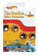Hot Wheels THE BEATLES YELLOW SUBMARINE SERIE - Pez' D N CHIP ' 3/6 1:64 modelo