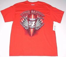 Kevin Harvick #4 Nascar T-Shirt Adult Size Large or X-Large New w/Tag