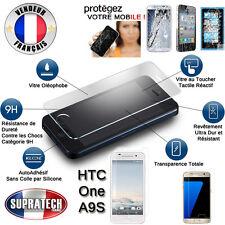 Protection d'Ecran en Verre Trempé Contre les Chocs pour HTC One A9s A9 S