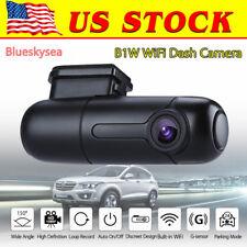 Blueskysea B1W Mini WiFi HD Auto Record Dash Camera Car DVR Vehicle Parking mode