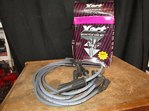 Advance auto  2987 Spark Plug Ignition Wire Set 8mm 78- 90 Ford 82 - 87 Mercury