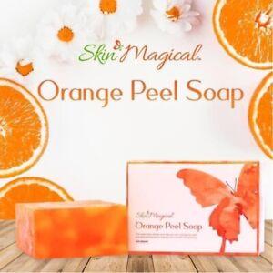 SKIN MAGICAL ORANGE PEEL SOAP BEST SELLER 135g 🇵🇭🇬🇧