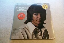 FREDDY WELLER - Too Much Monkey Business - LP Vinyl COLUMBIA Sealed New Country