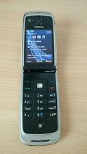 Nokia Fold 6600 Black Unlocked Mobile Phone Flip Digital Camera