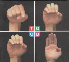 TOOB - how to spell CD