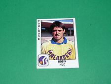PANINI FOOTBALL FOOT 90 N°344 HUC TOULOUSE FC Téfécé STADIUM 1989-1990