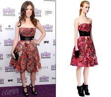 McQ Alexander McQueen Rockabilly Dress with Tulle Underskirt 44 NWT