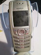 Nokia 6610 silber / hellgrau   SIMfrei   super ok gebr 66104/1