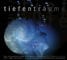 The Norwegian Wind Ensemble : Tiefentraume CD (2013) ***NEW***