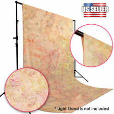 Photography Studio 6x9Ft Hand Painted Tie Dye Muslin Screen Backdrop Background