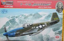 KPM (AZ Models) 1/72 KCLK003  North American P-51B 'Heller' Mustang kit