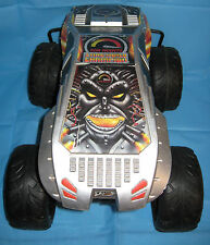 Tom Meents Maximum Destruction 1:6 SCALE 2003 TYCO R/C Truck for Parts or Repair