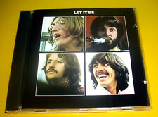 """CD """" THE BEATLES - LET IT BE """" 12 SONGS (ACROSS THE UNIVERSE)"""
