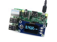 128x64 1.3inch OLED display HAT SPI/I2C for Raspberry Pi 2B/3B/Zero/Zero W