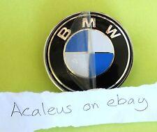BMW E46 Hub Caps 1x 68mm wheel Centre Badges