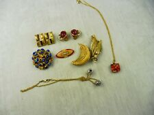 Lot de bijoux, fond de tiroir, vintage