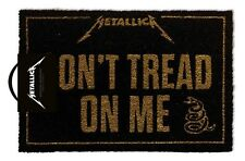 Metallica (Don't Tread On Me) Doormats GP85063 Door Mat