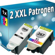 2x XXL TINTE PATRONEN für Epson 266 + 267 Work Force WF-100W